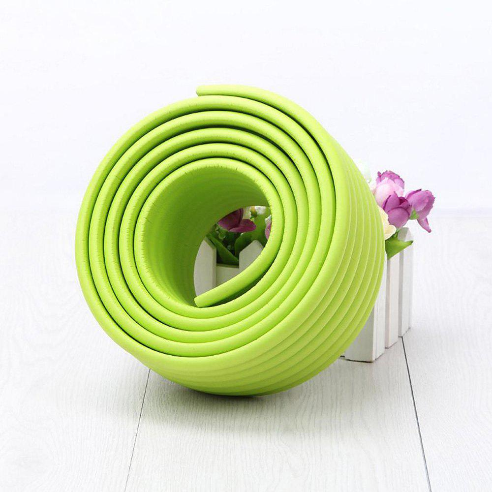 2M Baby Table Protector Flexible Foam Rubber Guard Strip - CELADON 200*8*0.8CM