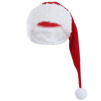 Velvet Christmas Costume Outfits - RED ONE SIZE