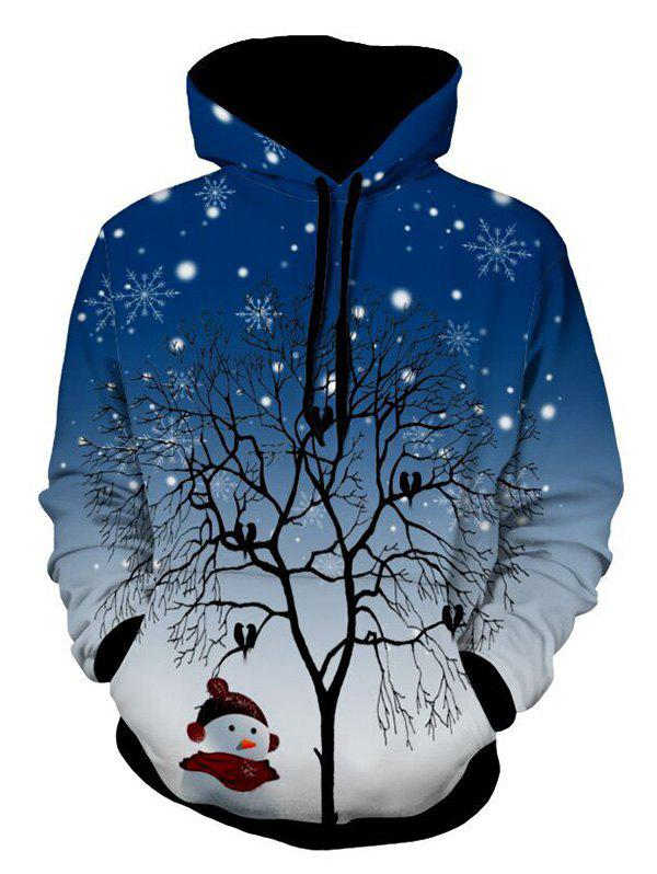 3D Tree Snowflake Pullover Christmas Hoodie 2x new arrival hb4 9006 27 led 5630 5730 smd white car auto light source fog drl daytime running driving lamp bulb dc12v