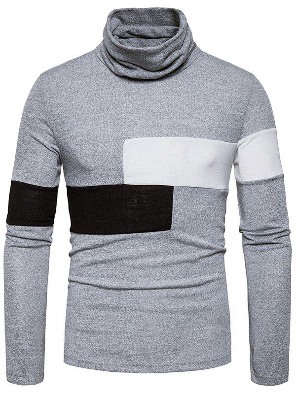 Cowl Neck Color Block Knit Sweater inc new white buttercream women s size xs ribbed cowl neck knit sweater $69 180