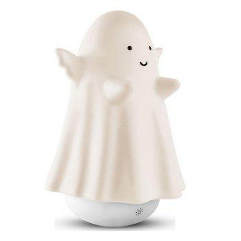 Angel Ghost Touch Sensor USB Chargeur Mini Night Light - Blanc 16*12*11CM