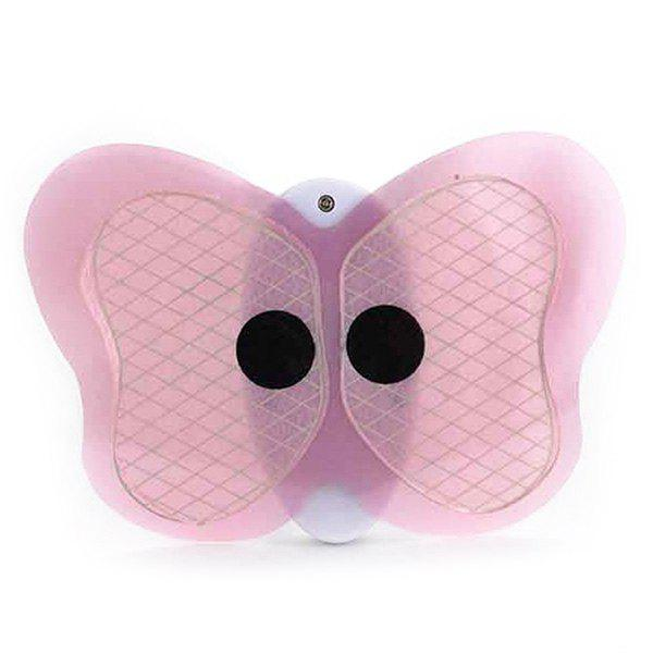 Body Muscle Slimming Pulse Cordless Mini Butterfly Massager - WHITE