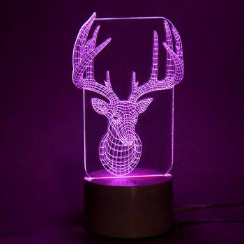 Elk Color Change LED Lighting With Remote Control -  TRANSPARENT