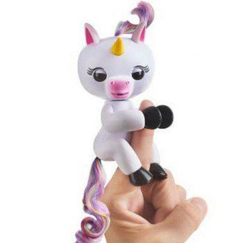 Smart Sensor Baby Unicorn Shape Fingerlings