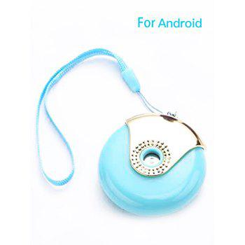Mini Hydrating Facial Steaming Machine for Phone - BLUE BLUE