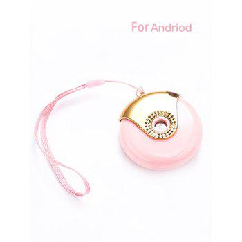 Mini Hydrating Facial Steaming Machine for Phone - PINK FOR ANDROID