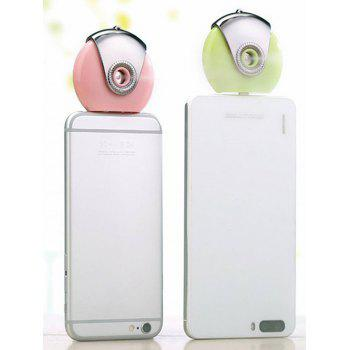 Mini Hydrating Facial Steaming Machine for Phone - PINK PINK