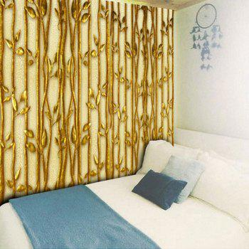 Wall Hanging Plant Pattern Bedroom Tapestry - W79 INCH * L59 INCH W79 INCH * L59 INCH