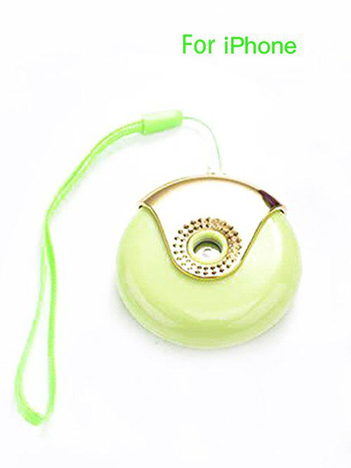 Mini Hydrating Facial Steaming Machine for Phone - GREEN FOR IPHONE