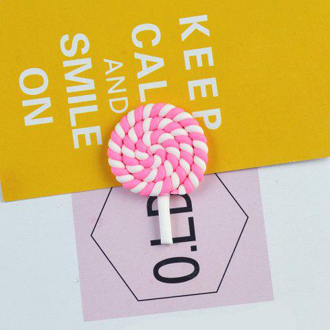 DIY Phone Case Decorations Lollipop - PINK