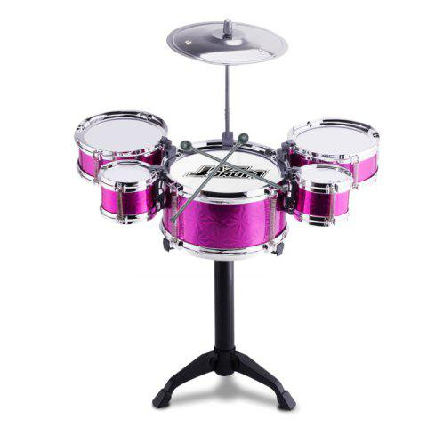 Mini Kids Drum Set For Educational Toy Musical Learning - TUTTI FRUTTI