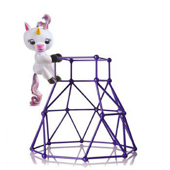 Movement Support Climbing Stand for Finger Animals