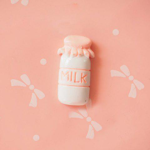 Phone Case DIY Decorations Milk Coffee Cola - PINK