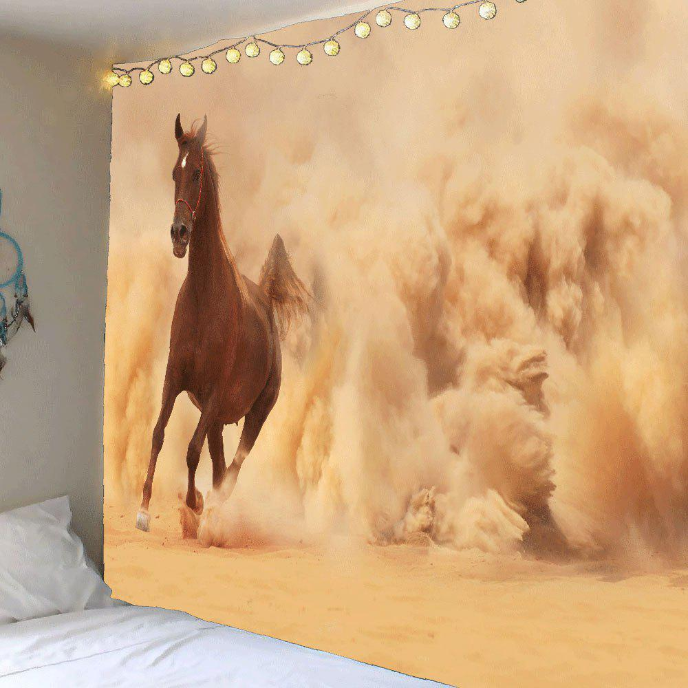 Running Horse In the Desert Printed Wall Art Tapestry duncan bruce the dream cafe lessons in the art of radical innovation