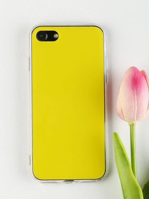 DIY Cell Phone Case For Iphone - YELLOW FOR IPHONE 7/8
