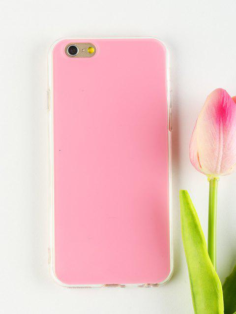 DIY Cell Phone Case For Iphone - PINK FOR IPHONE 6 / 6S