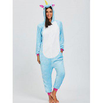 Cute Unicorn Animal Onesie Pajama Adult