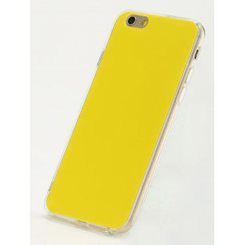 DIY Cell Phone Case For Iphone - YELLOW FOR IPHONE 6 / 6S