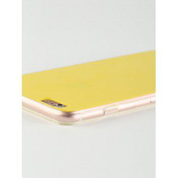 DIY Cell Phone Case For Iphone - YELLOW FOR IPHONE 6 PLUS / 6S PLUS