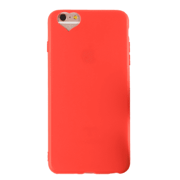 Heart DIY Mobile Phone Case For Iphone - RED FOR IPHONE 6 PLUS / 6S PLUS