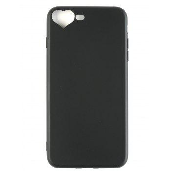Heart DIY Mobile Phone Case For Iphone - BLACK FOR IPHONE 7 PLUS/8 PLUS