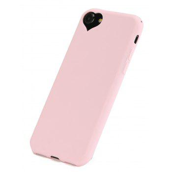 Heart DIY Mobile Phone Case For Iphone - PINK FOR IPHONE 7/8