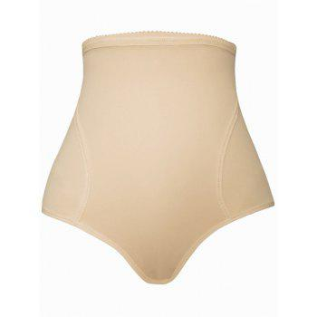 Push Up High Waist Padded Panties - COMPLEXION COMPLEXION