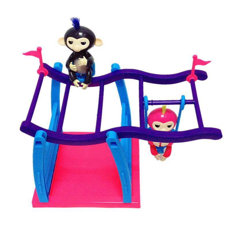 стойка для качелей fantasy swing stand Climbing Stand Support Swing Playset for Finger Animals