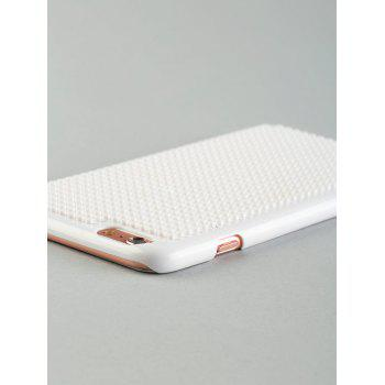Building Blocks DIY Cell Phone Case For Iphone - WHITE FOR IPHONE 6 PLUS / 6S PLUS
