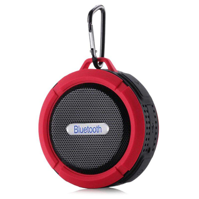 Portable Waterproof Wireless Mini Outdoor Bluetooth Speaker wireless bluetooth speaker led audio portable mini subwoofer