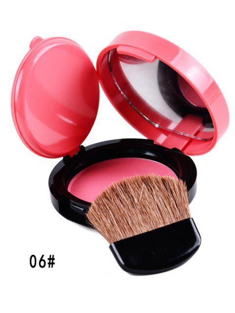 Makeup Long Lasting Powder Blush - PATTERN F