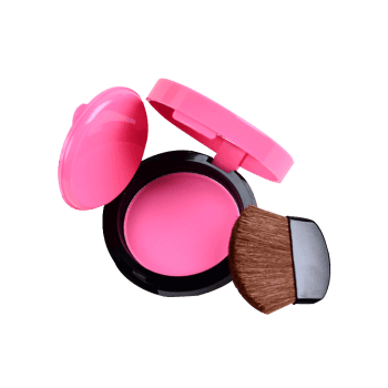 Makeup Long Lasting Powder Blush -  PATTERN A