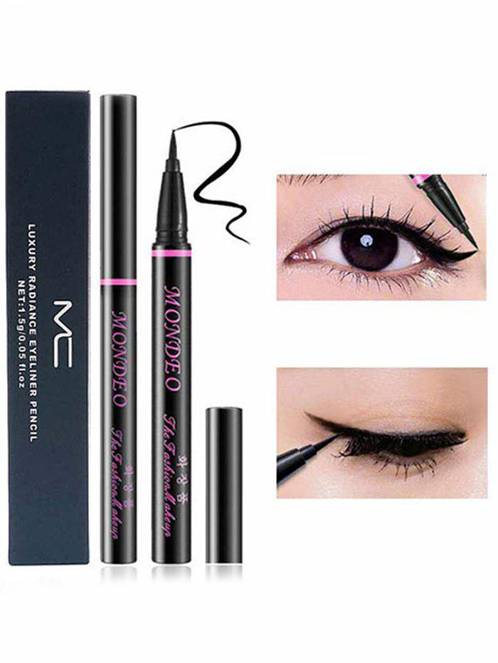 24 Hours Long Lasting Waterproof Liquid Eyeliner - BLACK
