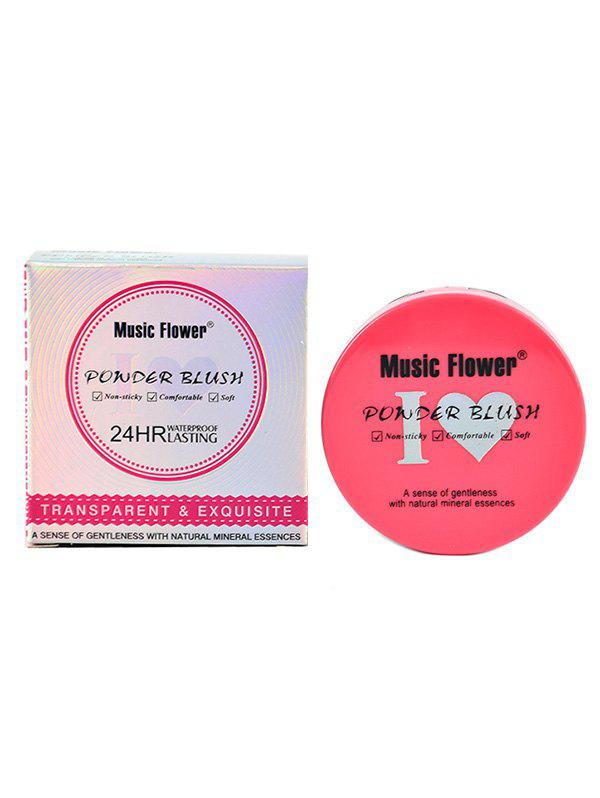 Makeup Long Lasting Powder Blush - PATTERN C
