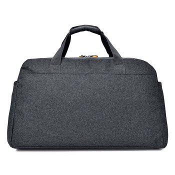 Multi Function Letter Gym Bag -  DEEP GRAY