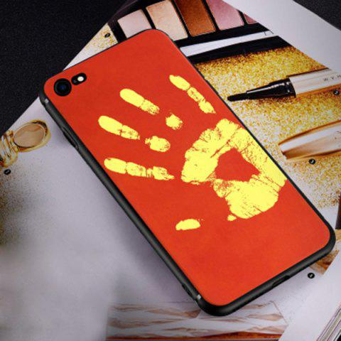 Soft Heat Sensitive Phone Case For Iphone
