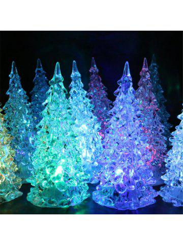 mini christmas tree colors changing led lights - Best White Christmas Tree