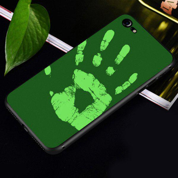Soft Heat Sensitive Phone Case For Iphone - GREEN FOR IPHONE 7/8