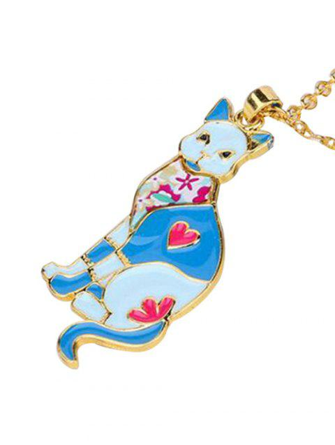 Lucky Animal Pendant Necklace - PATTERN B