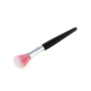 Multipurpose Beauty Makeup Foundation Brush - PINK AND WHITE PINK/WHITE