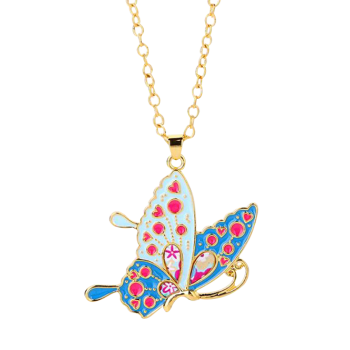 Lucky Animal Pendant Necklace - PATTERN A