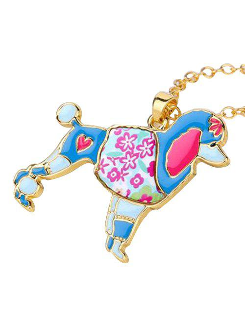 Lucky Animal Pendant Necklace - PATTERN C