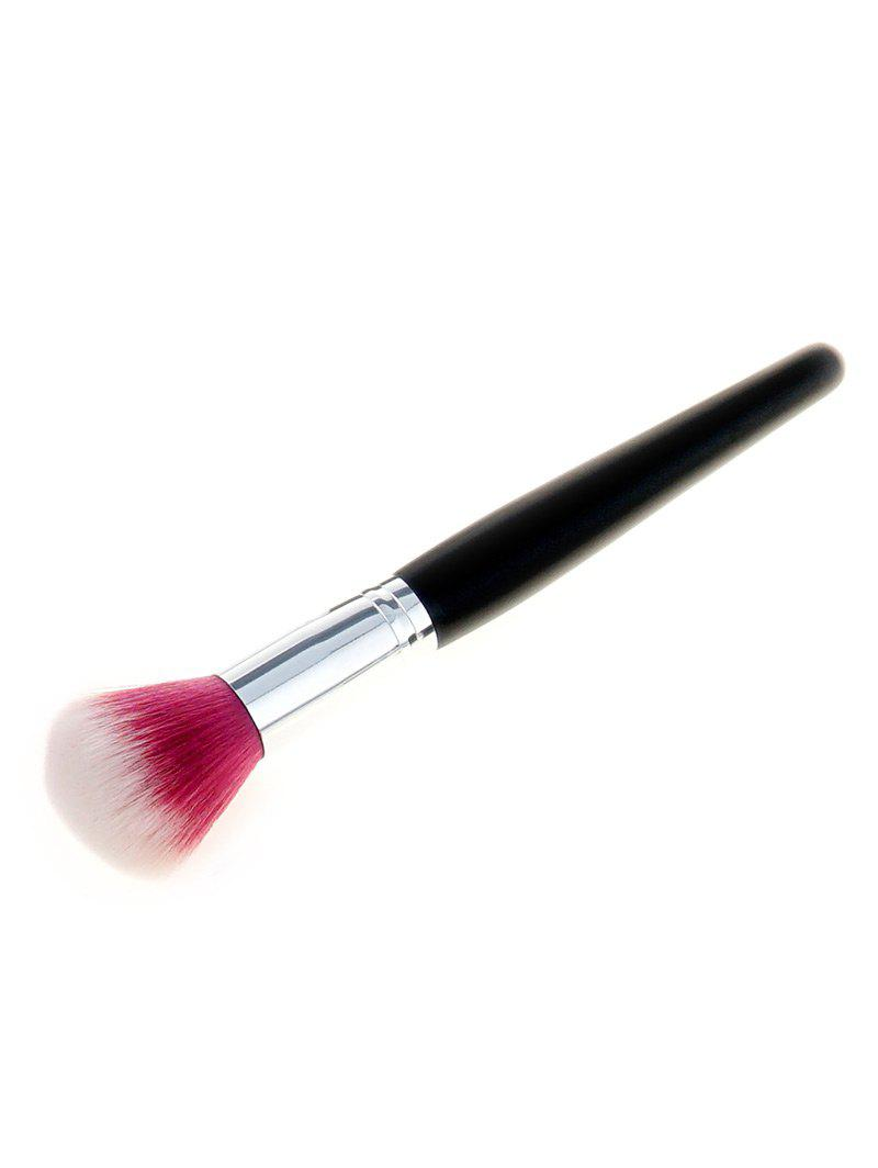 Multipurpose Beauty Makeup Foundation Brush - RED/WHITE