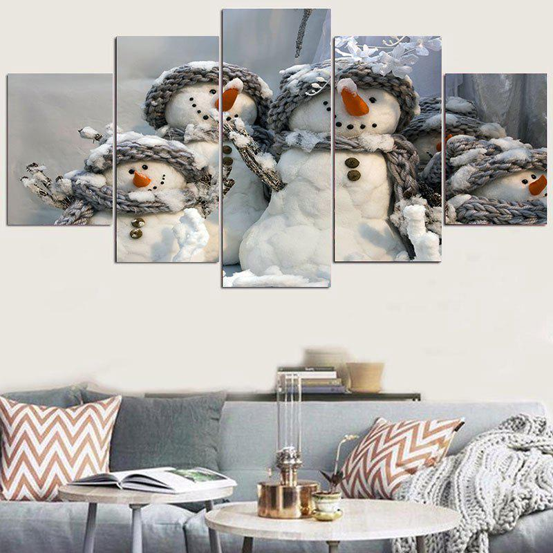 Snowmen Family Patterned Wall Stickers family wall quote removable wall stickers home decal art mural