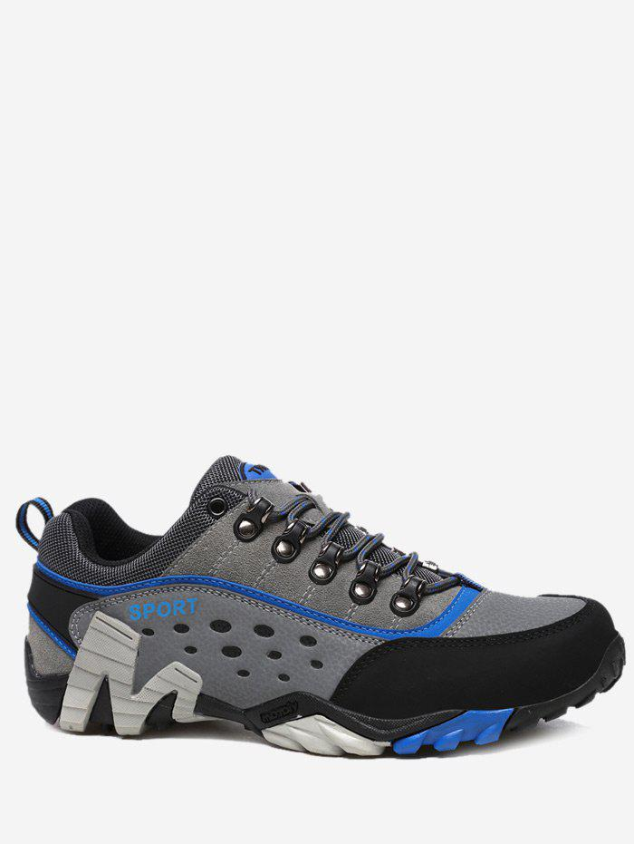 Outdoor Casual Travel Hiking Sports Shoes - ROYAL 42