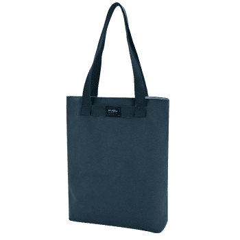 Eco Canvas Shoulder Bag - BLUE