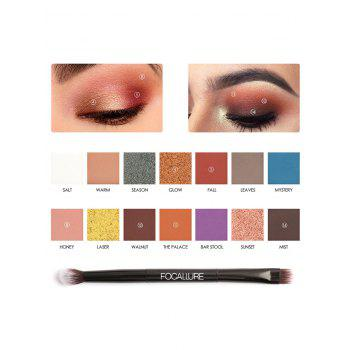 14 Colors Professional Natural Long Lasting Eyeshadow Palette -