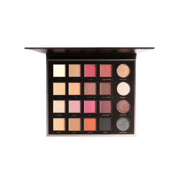 20 Colors Professional Creamy Eyeshadow Palette -