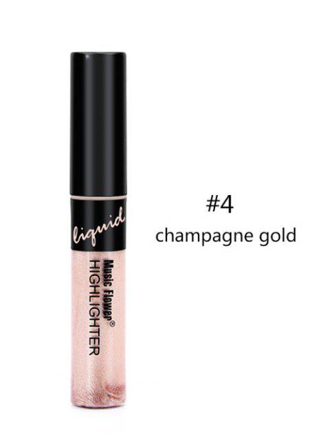 Professional Multipurpose Makeup Liquid Highlighter - CHAMPAIGN GOLD/GOLDEN