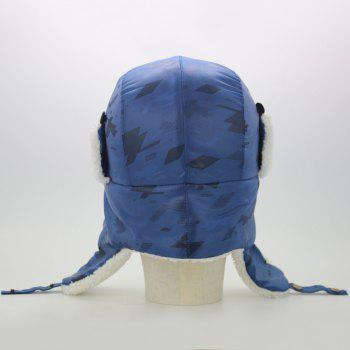 Winter Waterproof Thicken Hunting Trapper Hat - ROYAL